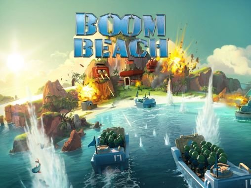 Boom beach скріншот 1