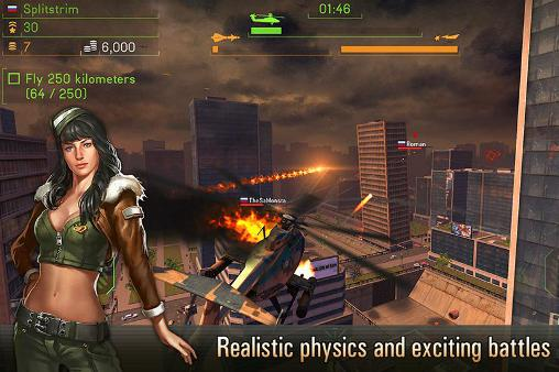 Battle of helicopters screenshot 4