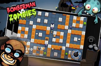 Le Bomberman contre Les Zombies pour iPhone gratuitement