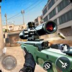 Scum killing: Target siege shooting game Symbol