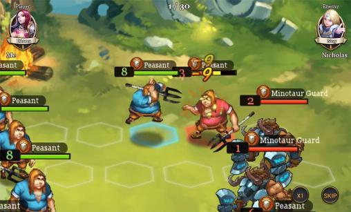 Fantasy games Citadel: Realms in English