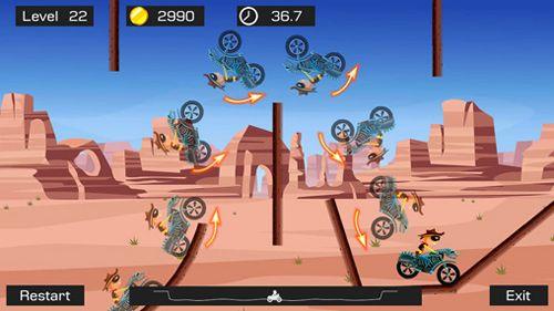 Arcade-Spiele: Lade Top Bike auf dein Handy herunter