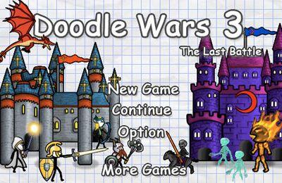 logo Doodle Wars 3: Dernière Bataille
