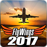 Flight simulator 2017 flywings icône