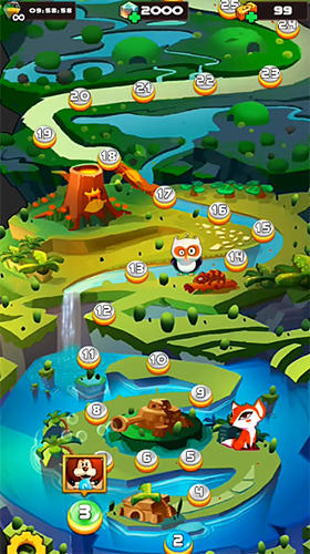 Pet superheroes adventure puzzle quest screenshot 4