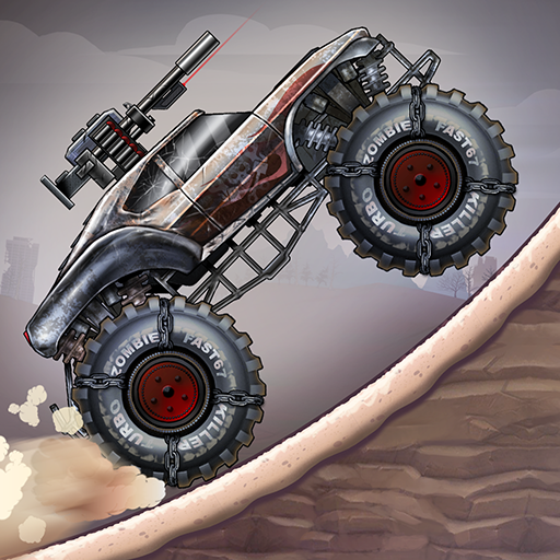 Zombie Hill Racing - Earn To Climb: Apocalypse ícone