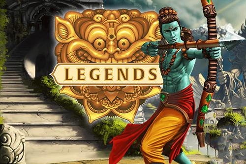 Gamaya legends скриншот 1