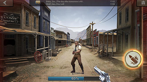 Online Strategy West game in English