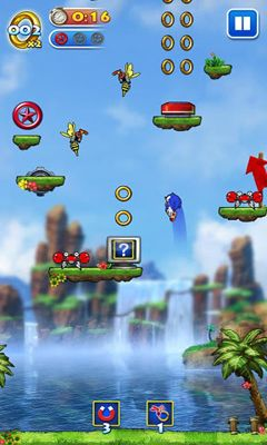Sonic Jump pour Android