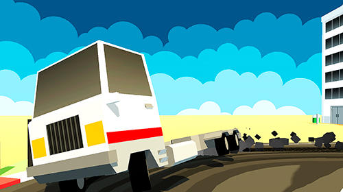 Drifting trucks: Rally racing pour Android