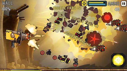 Arcade-Spiele Yamgun für das Smartphone