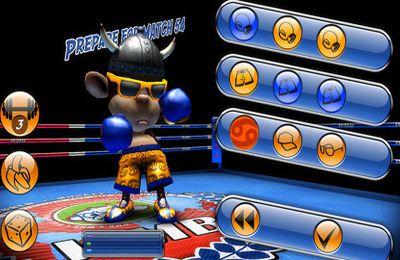Screenshot Affenboxen auf dem iPhone