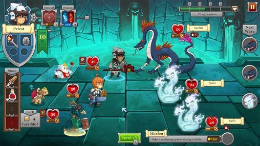 Quest run capture d'écran 1