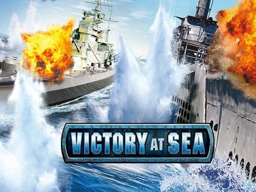 логотип Победа на море