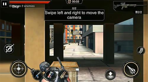 Action Death killer: Guarding the city für das Smartphone