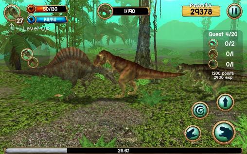 Tyrannosaurus rex sim 3D für Android