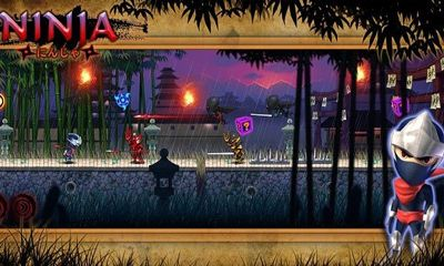 Rush Ninja - Ninja Games Screenshot