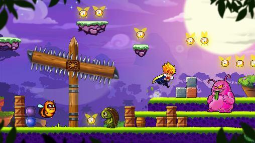 Arcade-Spiele Dragon world adventures für das Smartphone