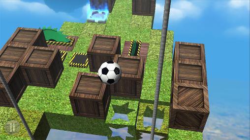 Arcade Unreal football für das Smartphone