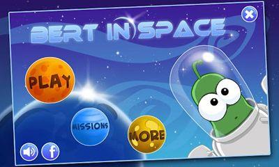 Arcade Bert In Space für das Smartphone
