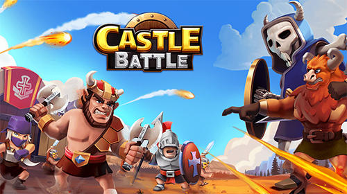 Castle battle Screenshot