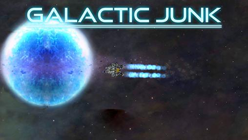 Galactic junk: Shoot to move! captura de pantalla 1