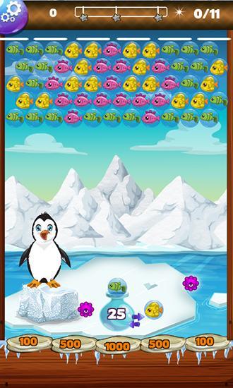 Frozen Antarctic: Penguin captura de pantalla 1