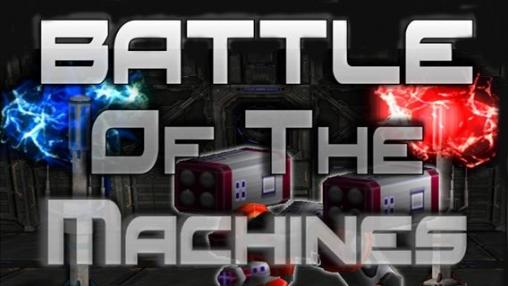 logo Battle Of The Machines Pro