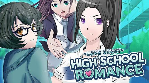 Love story: High school romance capture d'écran