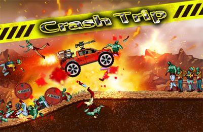 logo Crash - Reise