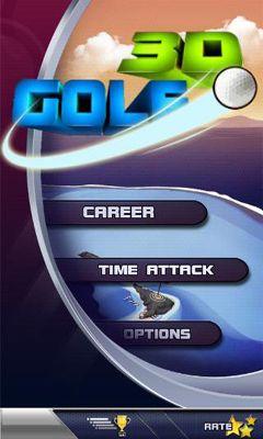 Golf 3D screenshots