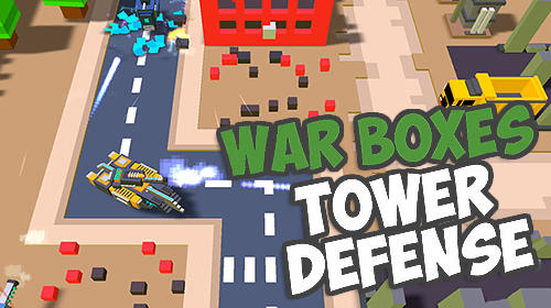 War boxes: Tower defense screenshot 1