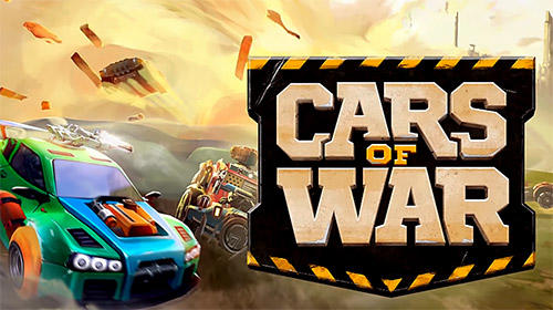 Cars of war Screenshot