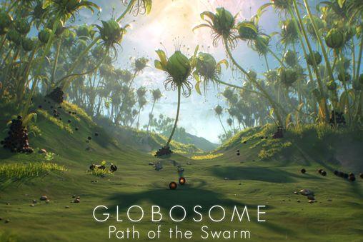 logo Globosome: Pfad des Schwarms