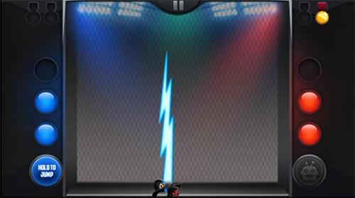 Arcade-Spiele Stickman warriors: UFB fighting für das Smartphone