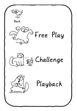Аркады игры: скачать Simon's Cat in 'Purrfect Pitch' на телефон