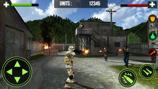 TPS Sniper warrior assassin 3D auf Deutsch