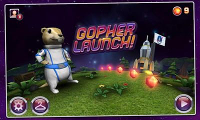 Arcade Gopher Launch for smartphone