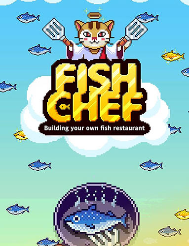 Retro fish chef Screenshot