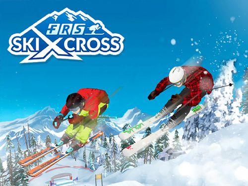 logo FRS ski cross: Racing challenge