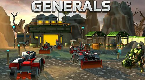 アイコン Generals TD HD