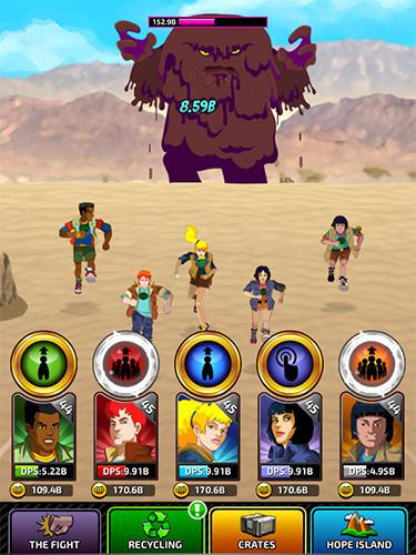 Captain Planet: Gaia guardians für Android