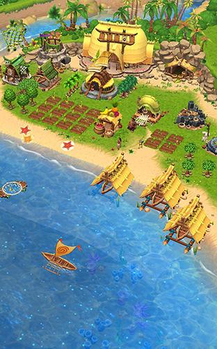 Дисней. Моана: Райский остров для Android