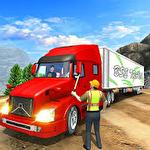 Иконка Offroad truck driving simulator