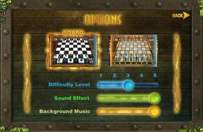 El ajedrez 3D para iPhone gratis