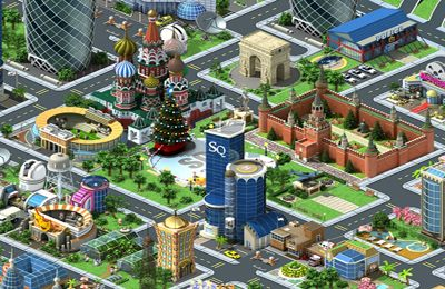 Megapolis for iPhone for free