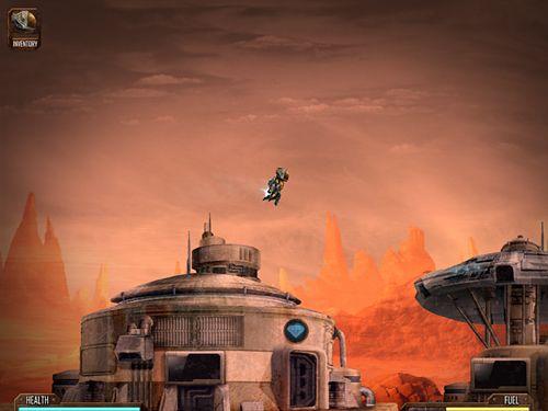 Screenshot Minen von Mars auf dem iPhone