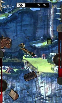 Raccoon Rising Screenshot