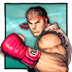 Street Fighter 4 HD Symbol