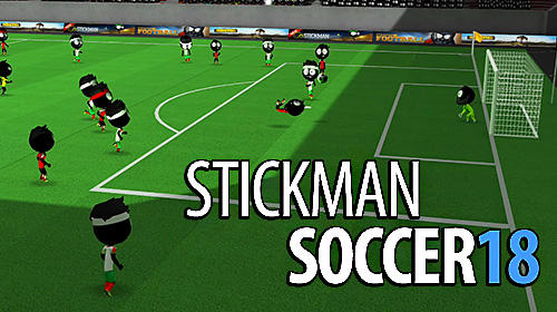 Stickman soccer 2018 captura de tela 1